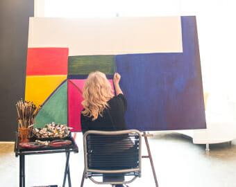 Sue Layman Art Gallery Memphis Painting