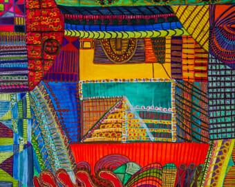 Memphis Art Gallery Sue Layman Designs