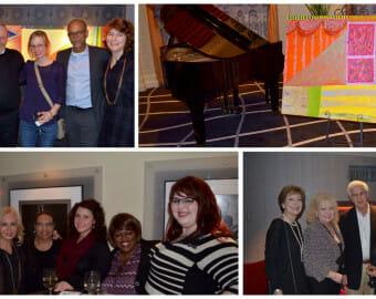 Sue Layman Designs - Memphis Art Gallery Event